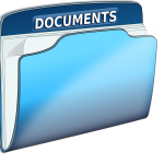 Documents icon - click to view documents