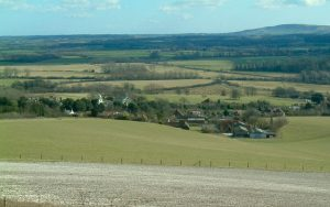 Picture of Glynde countryside
